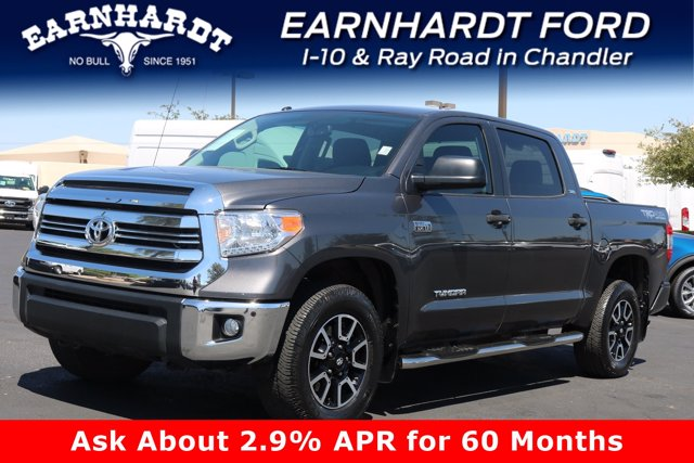 2017 Toyota Tundra Crew Cab 4x4, Pickup #FL1848A - photo 1