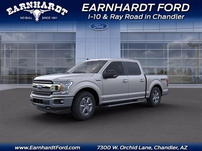 2020 Ford F-150 SuperCrew Cab 4x4, Pickup #FL1861 - photo 1