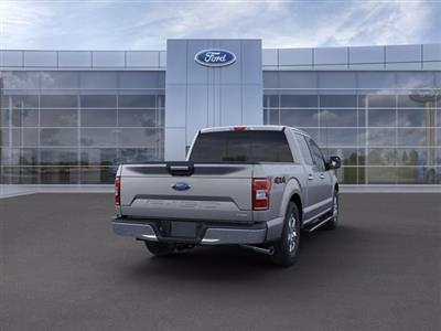 2020 Ford F-150 SuperCrew Cab 4x4, Pickup #FL1861 - photo 8
