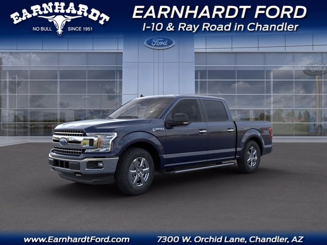 2020 Ford F-150 SuperCrew Cab 4x4, Pickup #FL2064 - photo 1