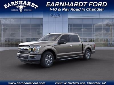 2020 Ford F-150 SuperCrew Cab 4x2, Pickup #FL2075 - photo 1