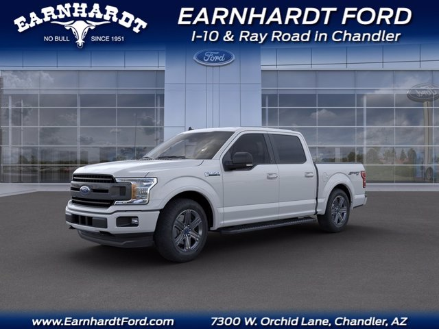 2020 Ford F-150 SuperCrew Cab 4x4, Pickup #FL2088 - photo 1