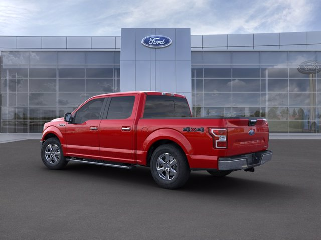 2020 Ford F-150 SuperCrew Cab 4x4, Pickup #FL2138 - photo 2