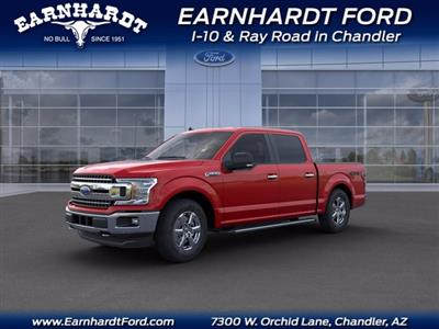 2020 Ford F-150 SuperCrew Cab 4x4, Pickup #FL2138 - photo 1