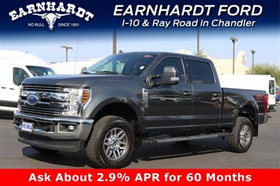 2019 Ford F-250 Crew Cab 4x4, Pickup #FL2162A - photo 1