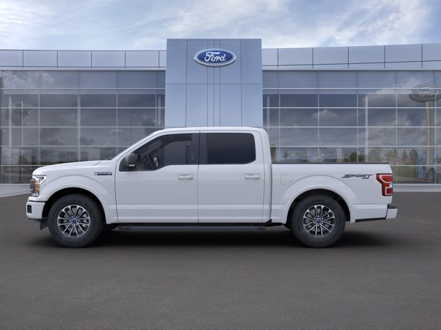 2020 Ford F-150 SuperCrew Cab 4x4, Pickup #FL2185 - photo 4