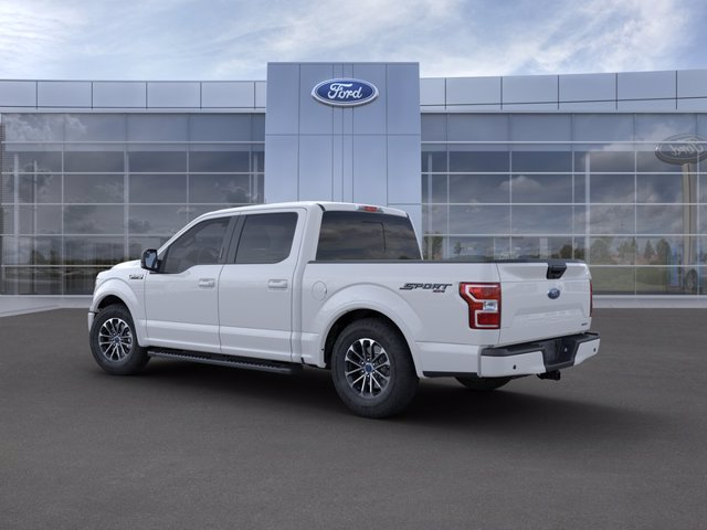 2020 Ford F-150 SuperCrew Cab 4x4, Pickup #FL2185 - photo 2