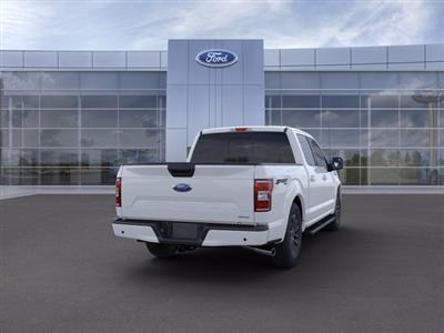 2020 Ford F-150 SuperCrew Cab 4x4, Pickup #FL2185 - photo 8