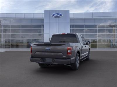 2020 Ford F-150 SuperCrew Cab RWD, Pickup #FL2196 - photo 8
