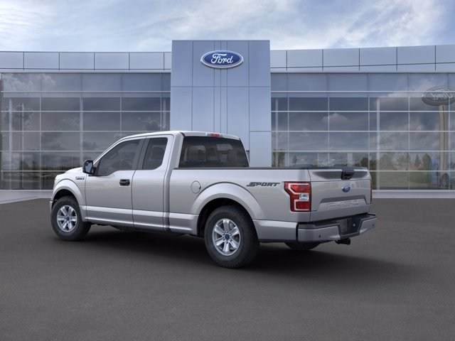 2020 Ford F-150 Super Cab 4x2, Pickup #FL2289 - photo 2