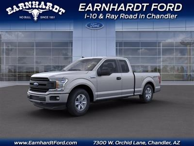 2020 Ford F-150 Super Cab 4x2, Pickup #FL2289 - photo 1