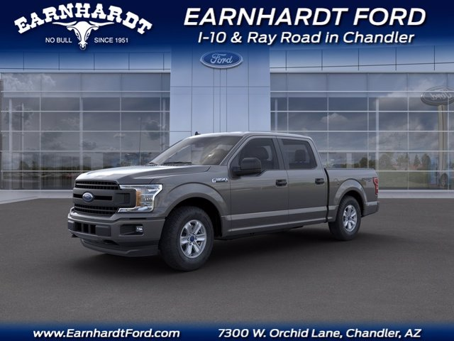 2020 Ford F-150 SuperCrew Cab 4x4, Pickup #FL2312 - photo 1