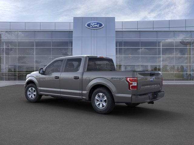 2020 Ford F-150 SuperCrew Cab 4x4, Pickup #FL2312 - photo 2