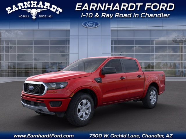 2020 Ford Ranger SuperCrew Cab 4x4, Pickup #FL2322 - photo 1