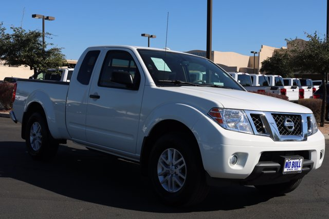 2017 Nissan Frontier King Cab 4x4, Pickup #FL2374A - photo 4