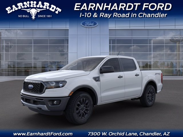 2020 Ford Ranger SuperCrew Cab RWD, Pickup #FL2389 - photo 1