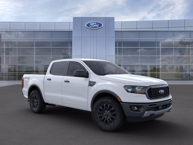 2020 Ford Ranger SuperCrew Cab RWD, Pickup #FL2389 - photo 7