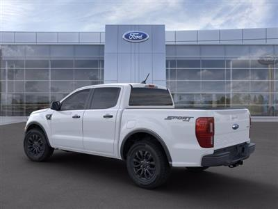 2020 Ford Ranger SuperCrew Cab RWD, Pickup #FL2389 - photo 2