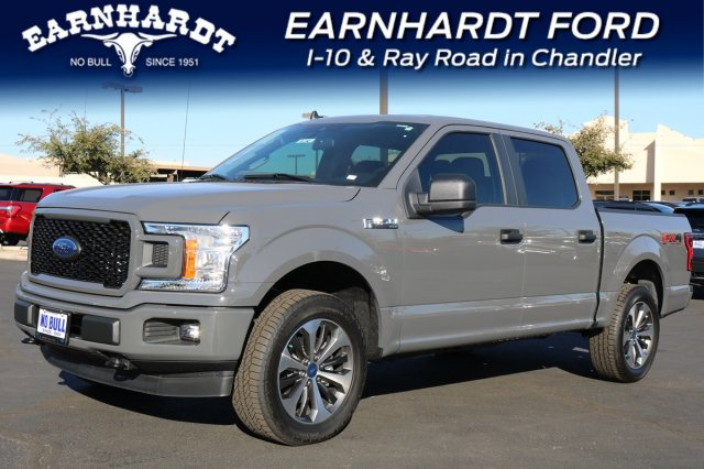 2020 Ford F-150 SuperCrew Cab 4x4, Pickup #FL240 - photo 1