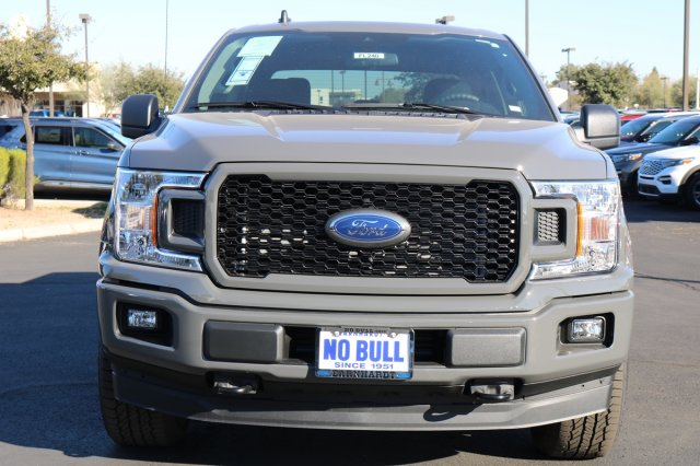 2020 Ford F-150 SuperCrew Cab 4x4, Pickup #FL240 - photo 3