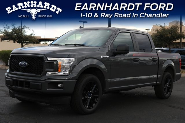 2020 F-150 SuperCrew Cab 4x2, Pickup #FL241 - photo 1