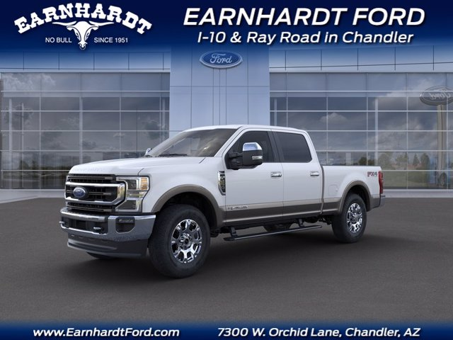2020 Ford F-250 Crew Cab 4x4, Pickup #FL2469 - photo 1