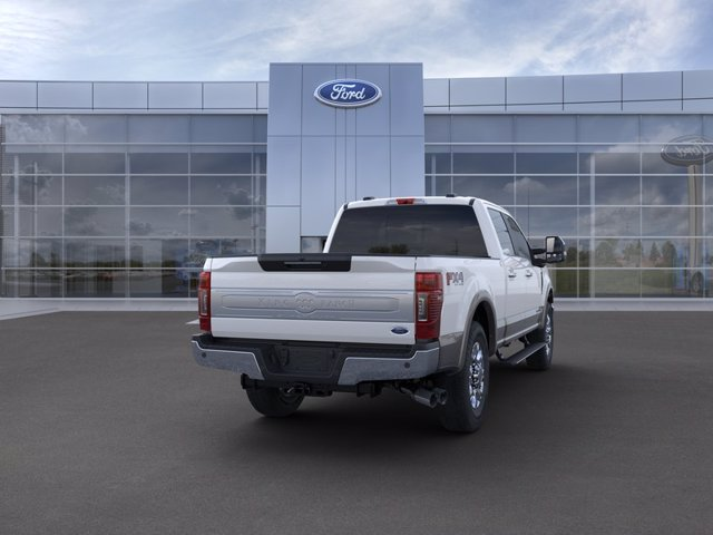 2020 Ford F-250 Crew Cab 4x4, Pickup #FL2469 - photo 8