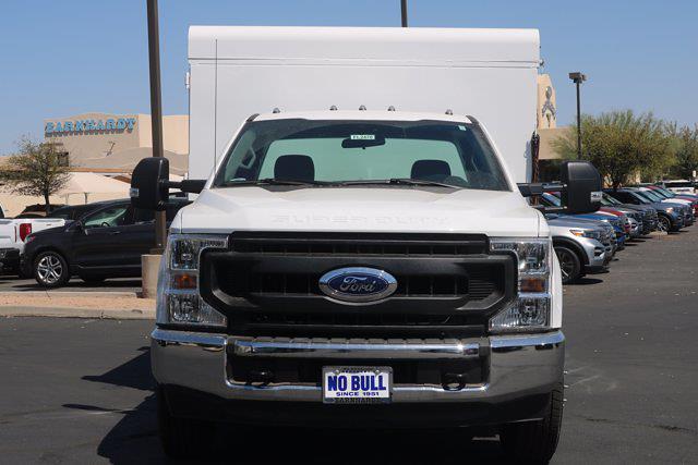 2020 Ford F-350 Regular Cab DRW 4x2, Sun Country Truck Landscape Dump #FL2470 - photo 3