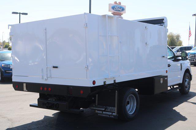 2020 Ford F-350 Regular Cab DRW 4x2, Sun Country Truck Landscape Dump #FL2470 - photo 6