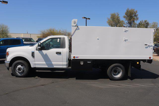2020 Ford F-350 Regular Cab DRW 4x2, Sun Country Truck Landscape Dump #FL2470 - photo 8