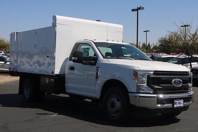 2020 Ford F-350 Regular Cab DRW 4x2, Sun Country Truck Landscape Dump #FL2470 - photo 4