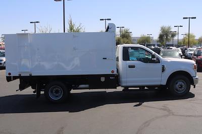 2020 Ford F-350 Regular Cab DRW 4x2, Sun Country Truck Landscape Dump #FL2470 - photo 5