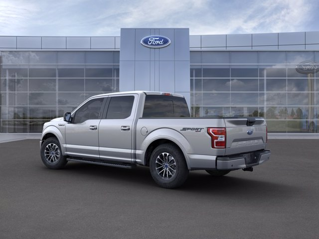 2020 Ford F-150 SuperCrew Cab 4x4, Pickup #FL2477 - photo 2