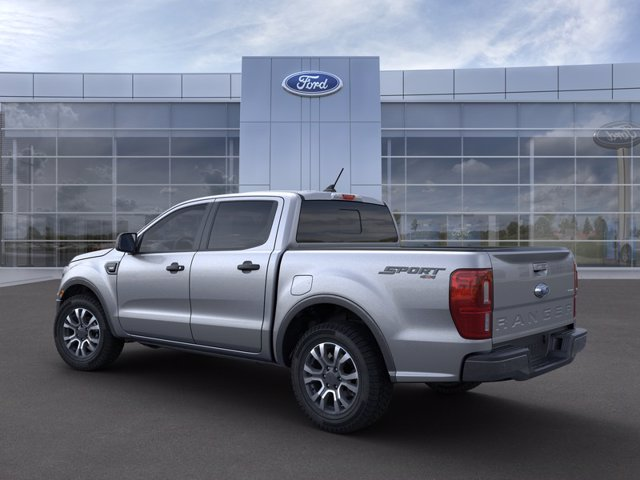 2020 Ford Ranger SuperCrew Cab 4x2, Pickup #FL2512 - photo 2