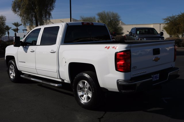 2018 Chevrolet Silverado 1500 Crew Cab 4x4, Pickup #FL2522A - photo 2