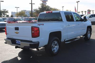 2018 Chevrolet Silverado 1500 Crew Cab 4x4, Pickup #FL2522A - photo 6