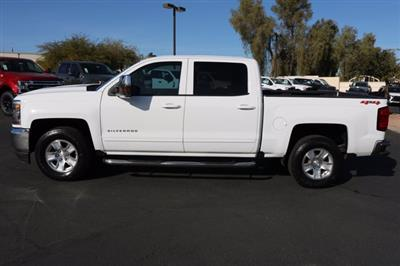 2018 Chevrolet Silverado 1500 Crew Cab 4x4, Pickup #FL2522A - photo 8