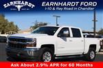 2018 Chevrolet Silverado 1500 Crew Cab 4x4, Pickup #FL2522A - photo 1