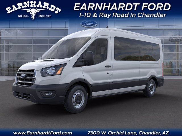 2020 Ford Transit 350 Med Roof 4x2, Passenger Wagon #FL2586 - photo 1