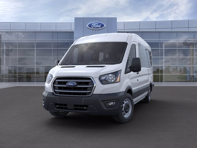 2020 Ford Transit 350 Med Roof 4x2, Passenger Wagon #FL2586 - photo 3