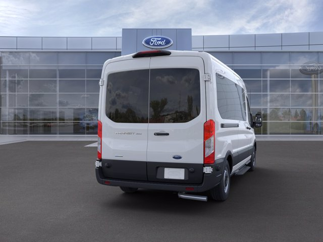 2020 Ford Transit 350 Med Roof 4x2, Passenger Wagon #FL2586 - photo 8