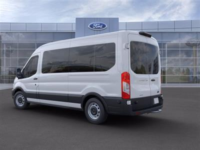 2020 Ford Transit 350 Med Roof 4x2, Passenger Wagon #FL2586 - photo 2