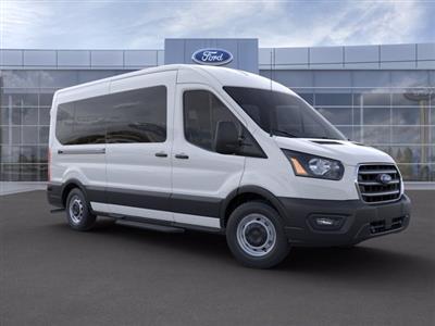 2020 Ford Transit 350 Med Roof 4x2, Passenger Wagon #FL2586 - photo 7