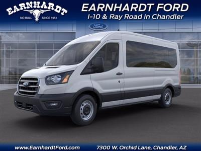 2020 Ford Transit 350 Med Roof 4x2, Passenger Wagon #FL2645 - photo 1