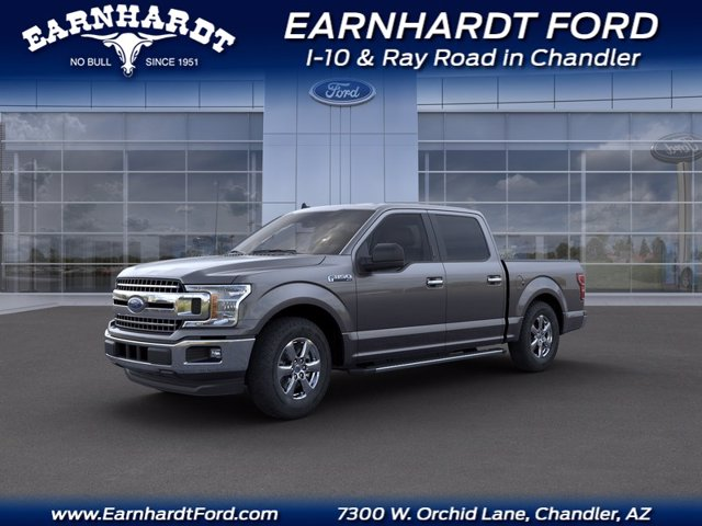 2020 Ford F-150 SuperCrew Cab 4x2, Pickup #FL2653 - photo 1