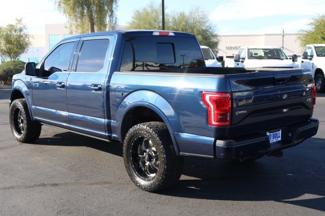 2015 F-150 SuperCrew Cab 4x4, Pickup #FL300A - photo 1