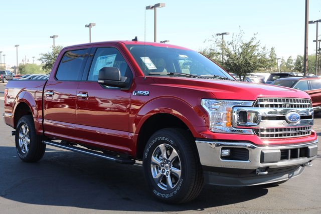 2020 F-150 SuperCrew Cab 4x4, Pickup #FL341 - photo 4