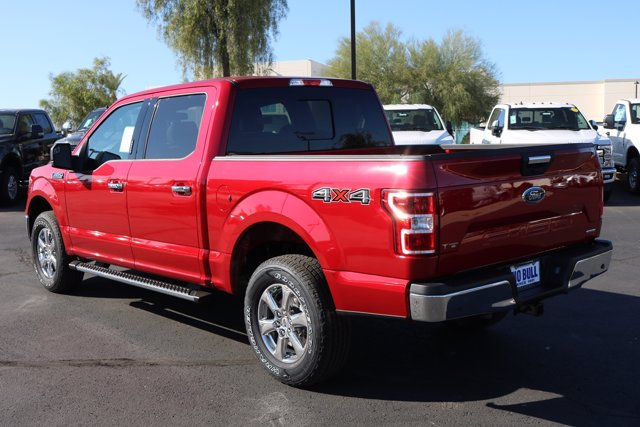 2020 F-150 SuperCrew Cab 4x4, Pickup #FL341 - photo 2