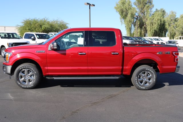 2020 F-150 SuperCrew Cab 4x4, Pickup #FL341 - photo 8