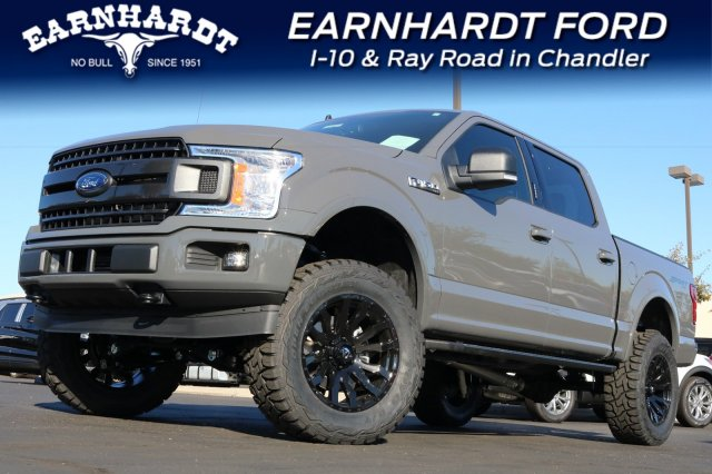 2020 F-150 SuperCrew Cab 4x4, Pickup #FL527 - photo 1